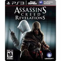 Assassins Creed Revelations Ps3 - Mídia Digital Riosgames