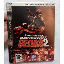 Rainbow Six Vegas 2 Edição De Colecionador - Ps3