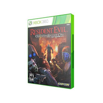 Resident Evil Operation Raccoon City - Xbox 360 Rcr Games