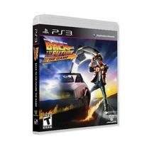 Back To The Future - Ps3 Original Novo & Lacrado!