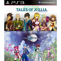 Tales Of Xillia + Tales Of Graces - Psn Ps3 - Riosgames