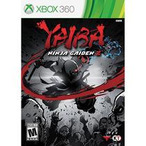 Yaiba Ninja Gaiden Z - Jogo Xbox 360 - Novo