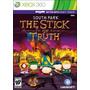 South Park Stick Of Truth Xbox360 Novo Em Port. Rcr Games