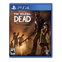 Jogo The Walking Dead The First Season 400 Days Para Ps4
