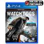 Watch Dogs Ps4 100% Original Lacrado Dublado - Pt - Br