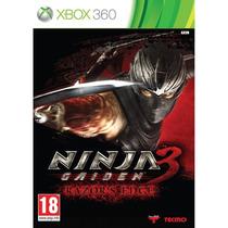 Ninja Gaiden 3: Razor´s Edge - Xbox 360