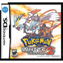 Pokemon White Version 2 - Jogo Para Nintendo Ds