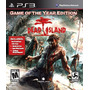 Dead Island Game Of The Year Edition - Ps3 Artgames Digitais