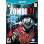 Zombi U Wiiu - Lacrado / Novo - Zombiu Wii U - Mídia Física!