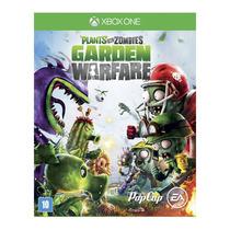 Jogo Plants Vs Zombie Garden Warfare - Xbox One - Original