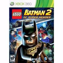 Lego Batman 2 Dc Super Heroes Xbox 360 Legendas Português