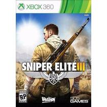 Sniper Elite 3 - Perfeito Estado