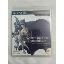 White Knight Chronicles ( Jogo Original Ps3 Midia Fisica )