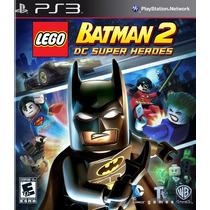Lego Batman 2 Super Heroes - Ps3 - Ptbr - Artgames Digitais