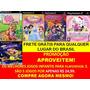 Ursinho Pooh+ Princesas+ As Meninas+ Hello Kity+ Moranguinho