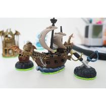 Adventure Pack Pirate Seas - Sem O Terrafin - Ftns