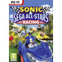 Sonic & Sega All-stars Racing Pc Game Original Lacrado