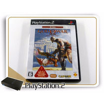 Ps2 God Of War Jap Original Playstation 2