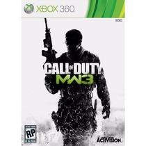 Jogo Xbox 360 - Call Of Duty Modern Warfare 3 Mw3 Seminovo
