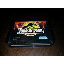 Jurassic Park Original Japones P/ Sega Mega Drive-genesis
