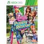 Jogo Barbie E Suas Irmãs: Resgate De Cachorrinhos Xbox 360