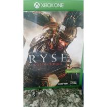 Jogo Ryse Son Of Rome Totalmente Português Xbox One
