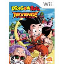 Dragon Ball Revenge Of King Piccolo Wii Original Lacra A6278