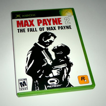 Max Payne 2: The Fall Of Max Payne Completo Xbox, Xbox 360