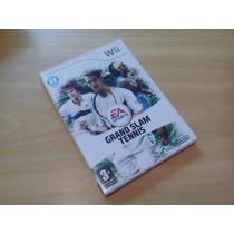 Grand Slam Tennis - Wii - Nintendo - Pal - Euro