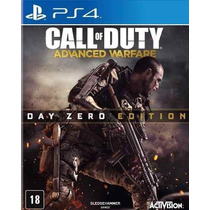 Call Of Duty: Advanced Warfare Ps4 Portugues Playstation 4