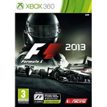 F1 2013 - Xbox 360 - Corrida