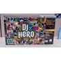 Dj Hero Bundle(mesa+jogo) - Ps3