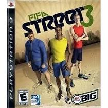 Fifa Street 3 Ps3 Pronta Entrega