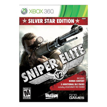 Jogo Sniper Elite V2: Silver Star Edition - Xbox 360 505 Ga