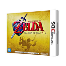 The Legend Of Zelda Ocarina Of Time 3d Nintendo 3ds