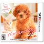 Jogo Nintendogs + Cats Toy Poodle Para Nintendo 3ds Original