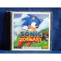 Raro Jogo Sonic 3d Blast Para Pc Sega Tectoy Original 1996
