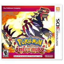Pokémon Omega Ruby - Nintendo 3ds Pronta Entrega!