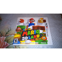 Super Mario 3d Land Original P/ Nintendo 3ds