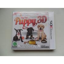 My Little Pet Puppy 3d - Cartucho Nintendo 3ds Lacrado