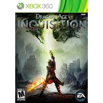Dragon Age: Inquisition Xbox 360 Português Pronta Entrega