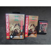 Shangay Ii Original Americano Com Caixa E Manual !!