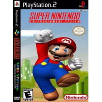 Jogos De Super Nintendo Para Seu Playstation 2 Top Gear 3000