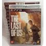The Last Of Us Ps3 Novo E Lacrado Em Português Rcr Games