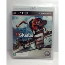 Skate 3 Ps3 Novo E Lacrado Rcr Games