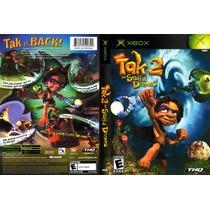 Tak 2 The Staff Of Dreams P/ Xbox Original Frete R$7,00