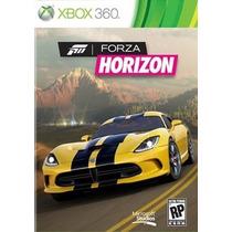 Forza Horizon. 100% Em Português. Novo. Para Xbox 360