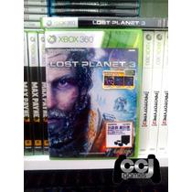 Lost Planet 3 - Original, Lacrado - Xbox 360 - Midia Fisica