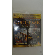 God Of War Collection Para Ps3 Novo E Lacrado