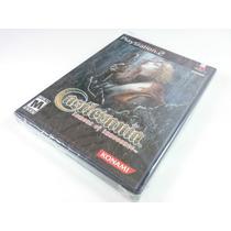 Jogo Playstation Two (2) Castlevania Lament Of Innocence